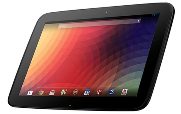 Google Nexus 10 Tablet 3