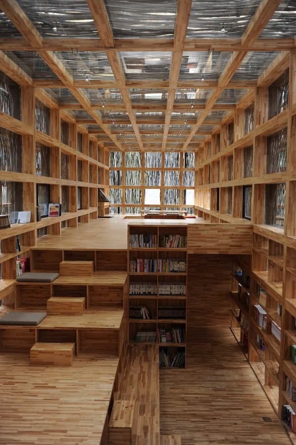 Liyuan Library by Li Xiaodong Atelier 1