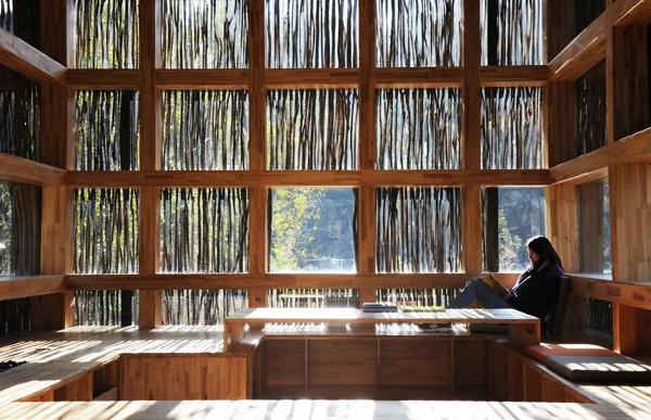 Liyuan Library by Li Xiaodong Atelier 3