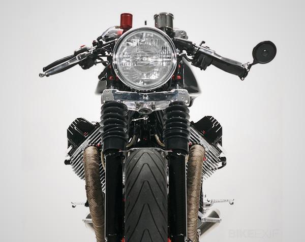 Moto Guzzi V1100 custom 2 Moto Guzzi V1100 Custom