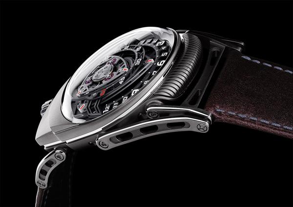Nitro Watch by MB F x URWERK 1 Nitro Watch by MB&F x URWERK