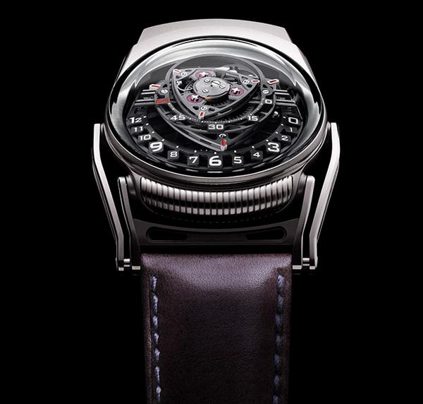 Nitro Watch by MB F x URWERK 3 Nitro Watch by MB&F x URWERK