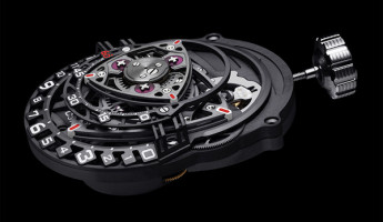 Nitro Watch by MB&F x URWERK