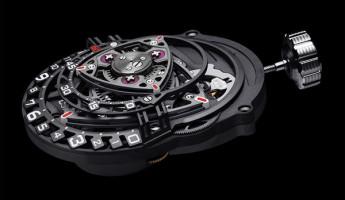 Nitro Watch by MB&F x URWERK