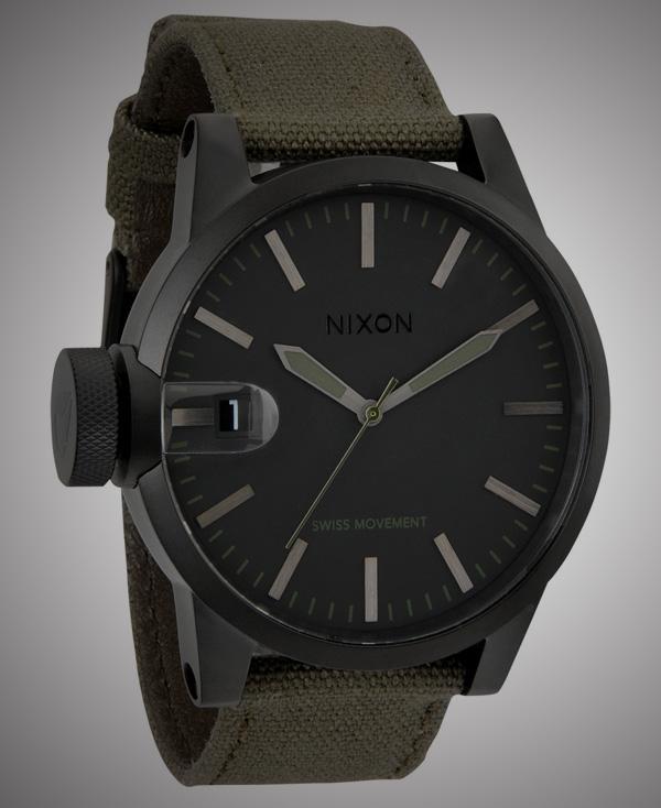 Nixon The Chronicle Watch