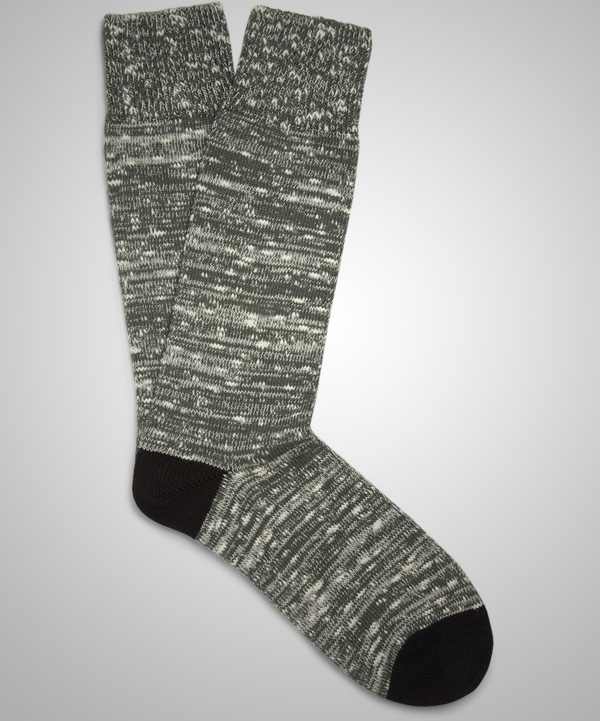Paul Smith Knitted Cotton Socks