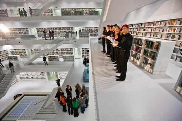 Stuttgart City Library 4