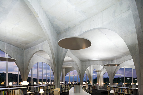 Tama Art University Library 1
