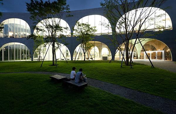 Tama Art University Library 4