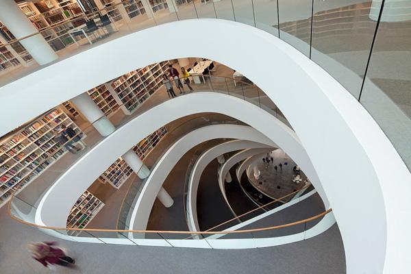 University of Aberdeen Library 1