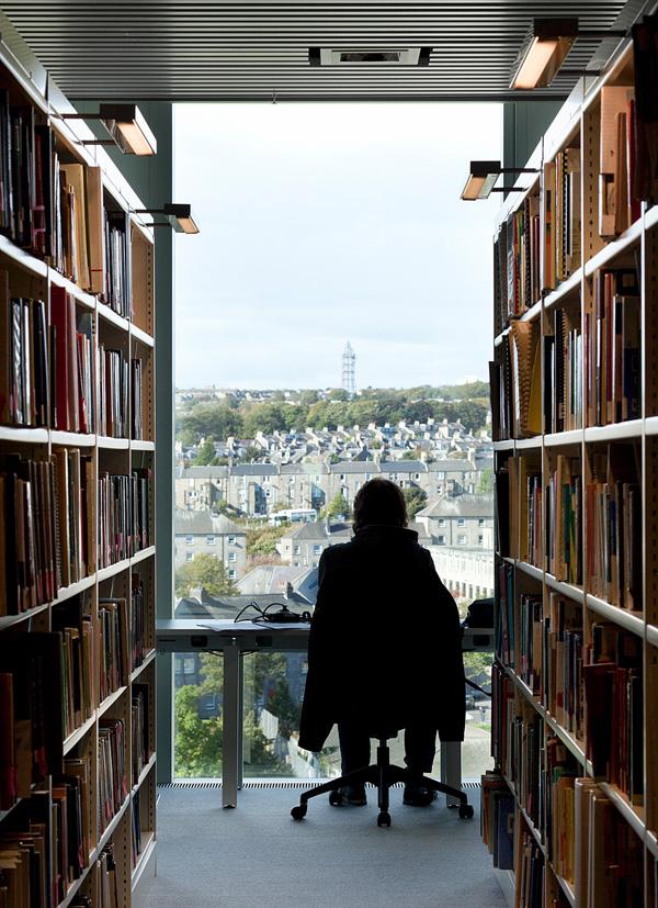 University of Aberdeen Library 4