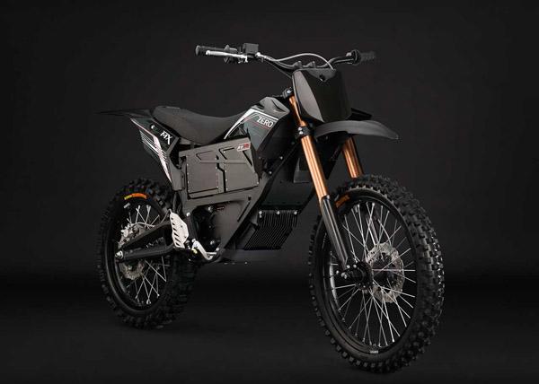 Zero Motorcycles 2013 1