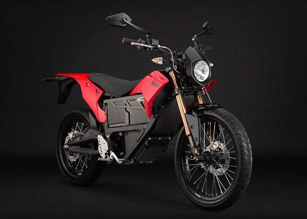 Zero Motorcycles 2013 3