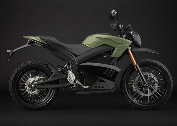 Zero Motorcycles 2013 4 Zero Electric Motorcycles   2013