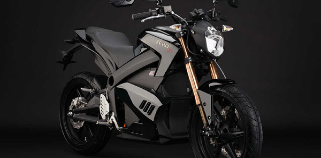 Zero Electric Motorcycles – 2013