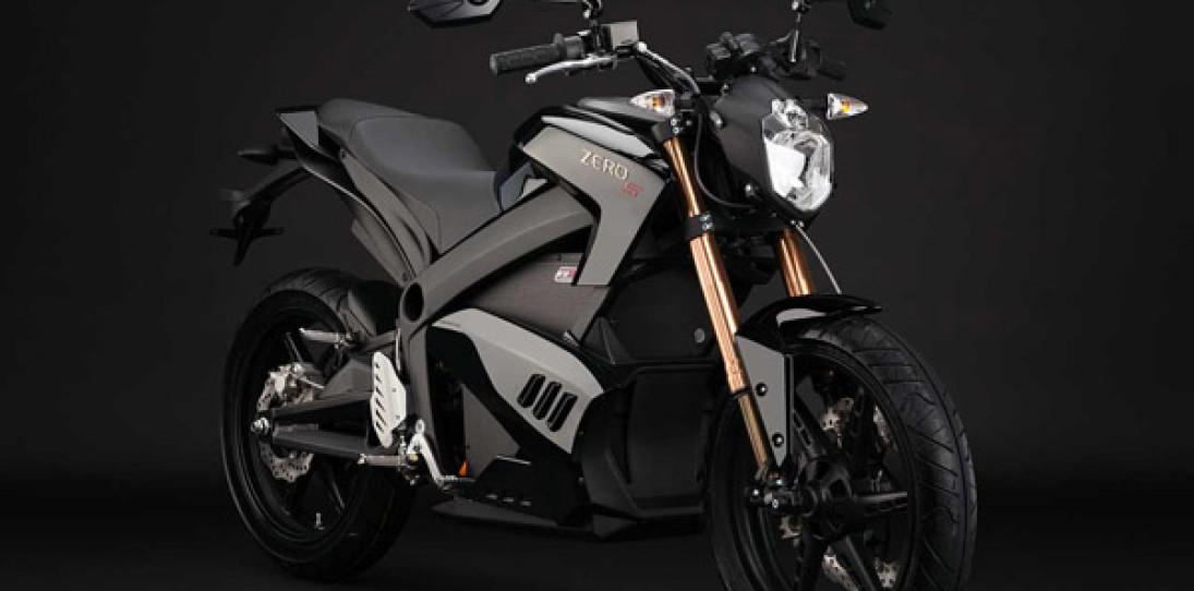 Zero Electric Motorcycles – 2013