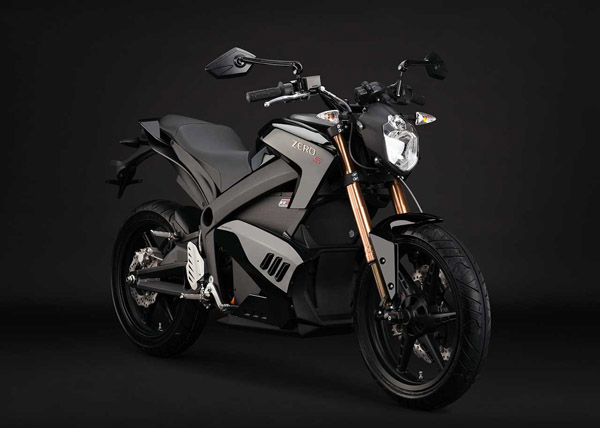 Zero Motorcycles 2013 5 Zero Electric Motorcycles   2013