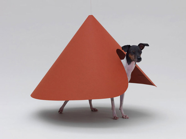 Architecture for Dogs by Kenya Hara 1 Architecture for Dogs by Kenya Hara