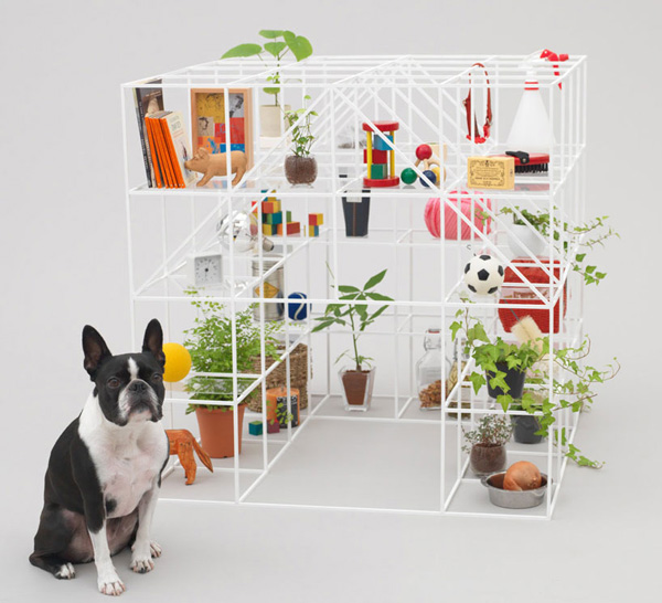 Architecture for Dogs by Kenya Hara 8