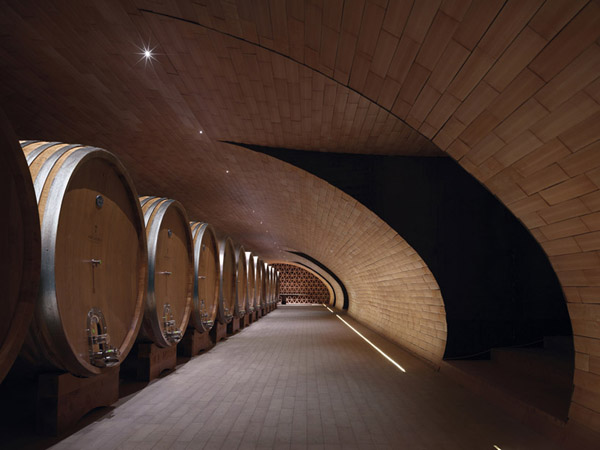 Cantina Antinori Winery – Italy 11