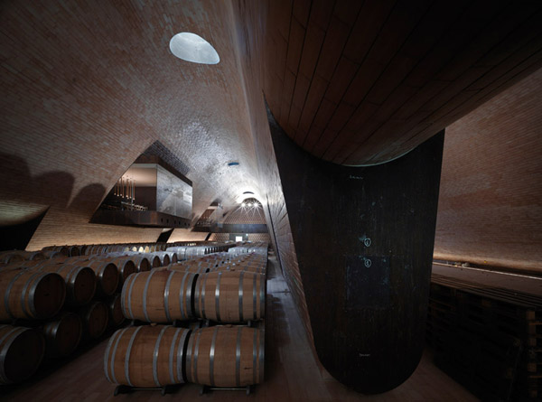 Cantina Antinori Winery – Italy 12