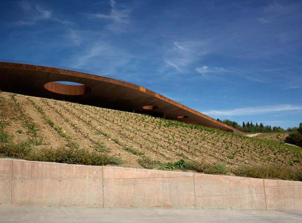 Cantina Antinori Winery – Italy 14