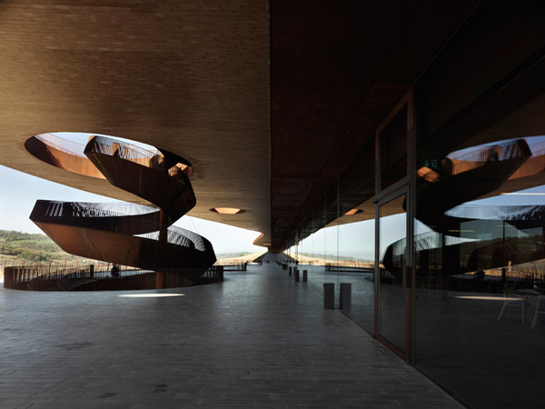 Cantina Antinori Winery – Italy 3