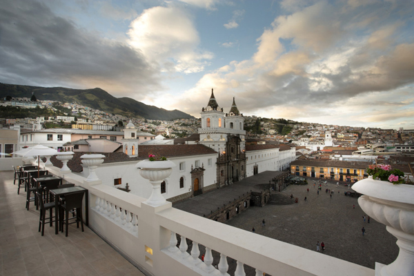 Casa Gangotena Ecuador 1 The Top 12 New Hotels of 2012