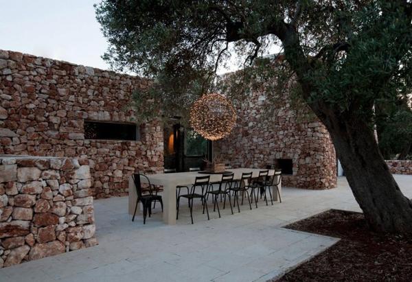 Casa nel Bosco di Ulivi by Luca Zanaroli 4