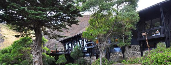 Crusoe Island Eco Lodge 1