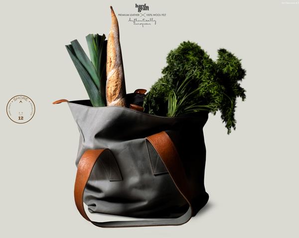 Hard Graft Grocery Bag 1