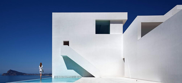House on the Cliff by Fran Silvestre Arquitectos 1 House on the Cliff by Fran Silvestre Arquitectos