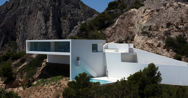 House on the Cliff by Fran Silvestre Arquitectos 19