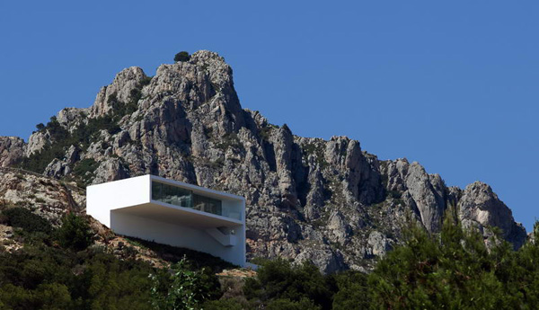 House on the Cliff by Fran Silvestre Arquitectos 21