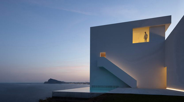 House on the Cliff by Fran Silvestre Arquitectos 5