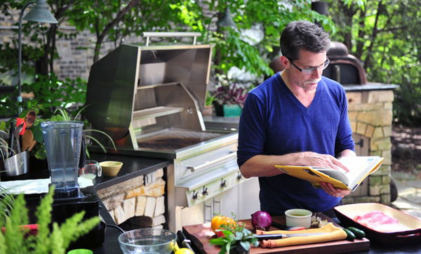 Outdoor Kitchen 1 Backyard Bucket List: from the Grill to the Garden