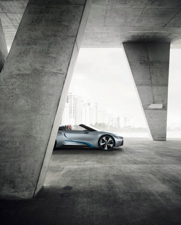 Bmw I8 Spyder: Motorlust: The 12 Most Desirable Vehicles Of 2012