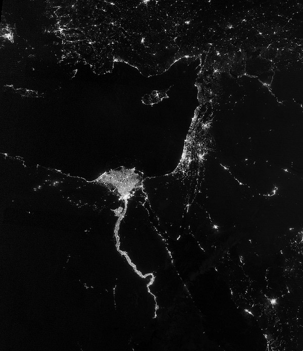 Earth from Space 2012 – NASA Black Marble 8