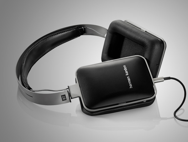 Harman Kardon BT Headphones 1 Harman Kardon BT Headphones