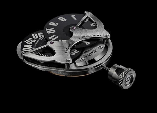 MB&F HM5 Timepiece 11