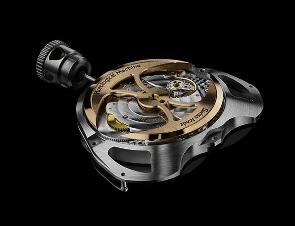 MB&F HM5 Timepiece 12