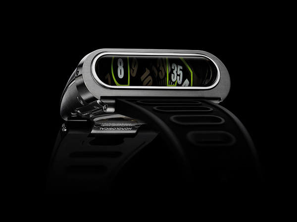 MBF HM5 Timepiece 3 The New MB&F HM5 Timepiece