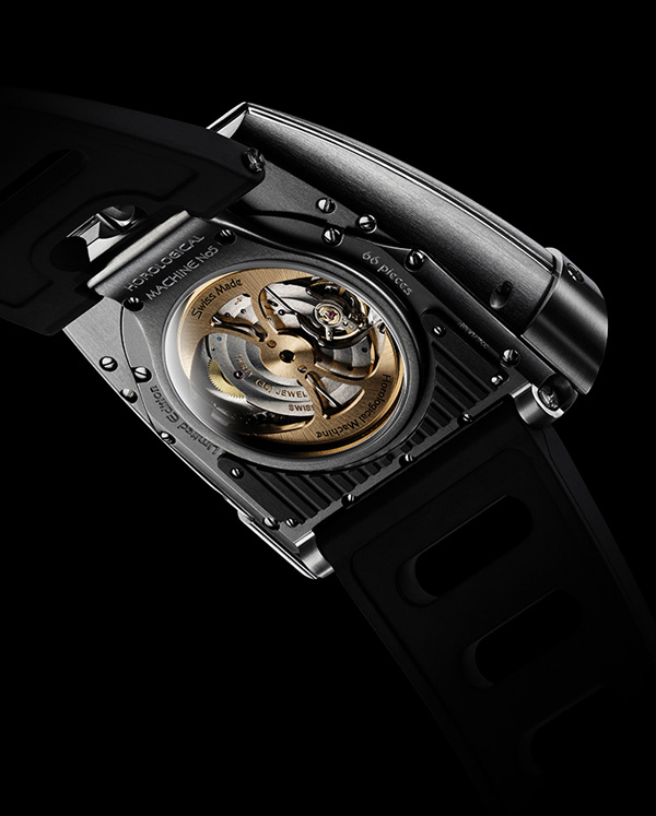 MB&F HM5 Timepiece 4