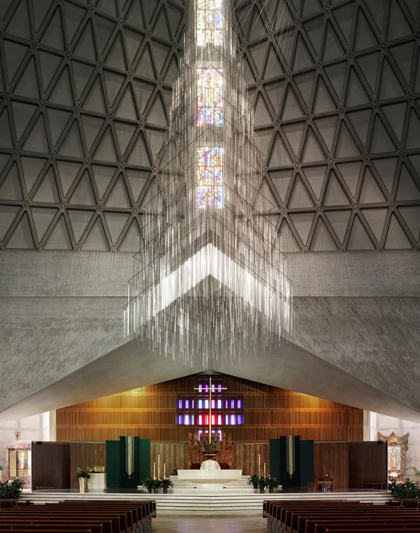 Modernist Church Photography by Fabrice Fouillet 1 Modernist Church Photography by Fabrice Fouillet