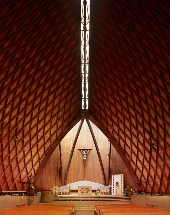 Modernist Church Photography by Fabrice Fouillet 3 Modernist Church Photography by Fabrice Fouillet