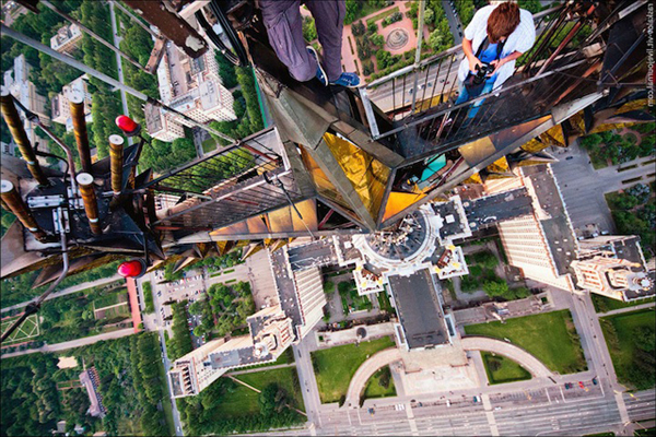 Skywalking Photography - Russia from Above 10