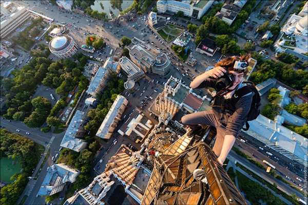 Skywalking Photography - Russia from Above 4