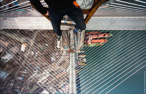 Skywalking Photography - Russia from Above 8