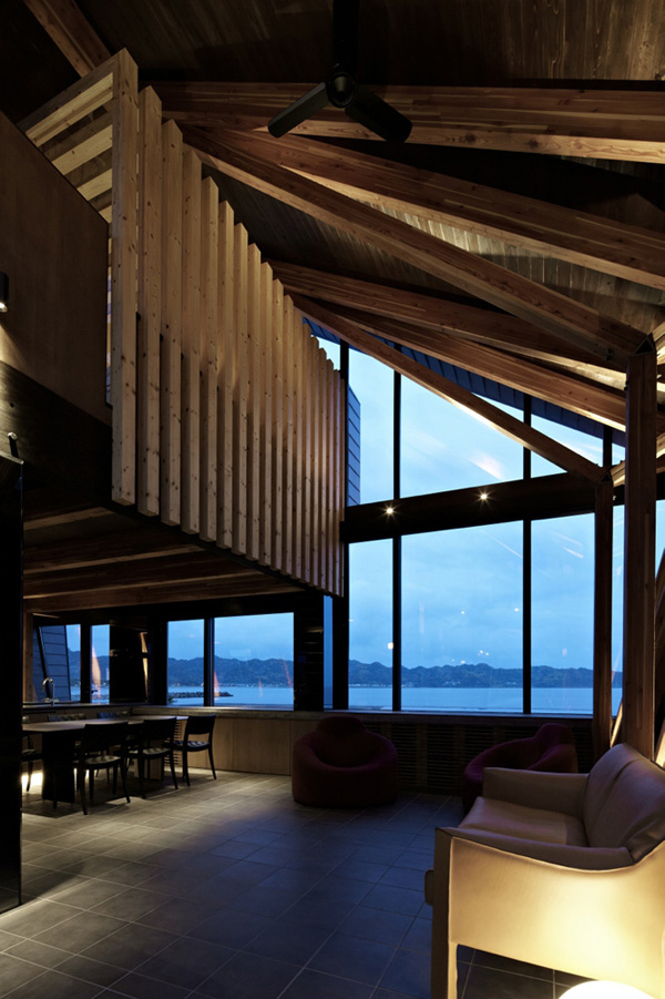 Villa SSK by Takeshi Hirobe Architects 10