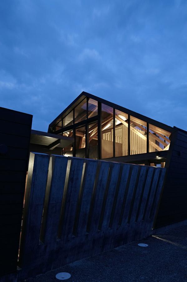 Villa SSK by Takeshi Hirobe Architects 11